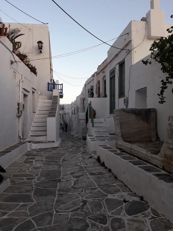 Sifnos Kastro stara prestonica