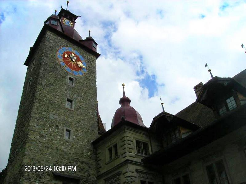 Katedrala u starom gradu
