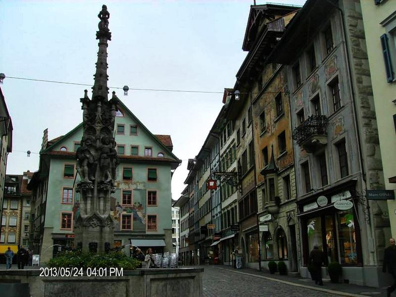 Lucern stari grad