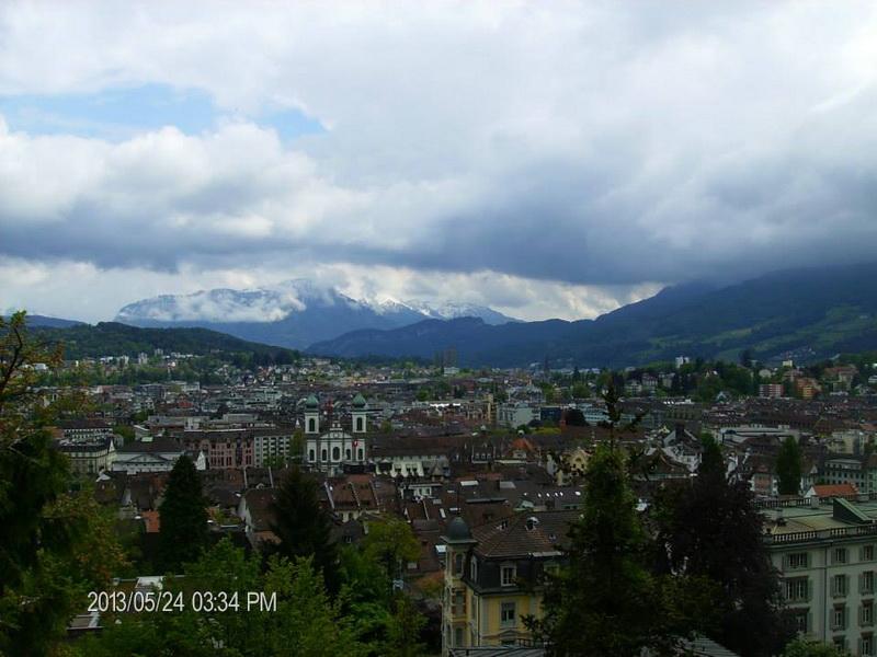 Lucern panorama