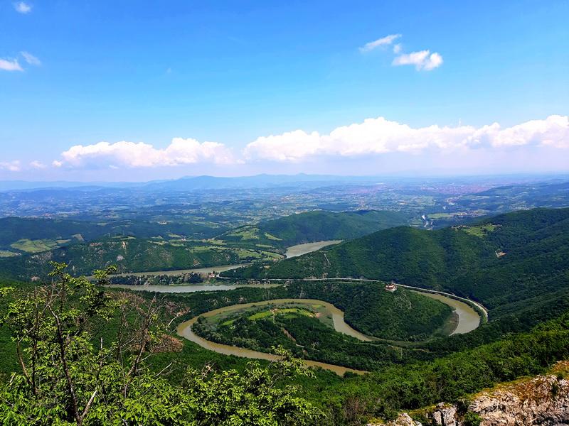 Meandri Morave