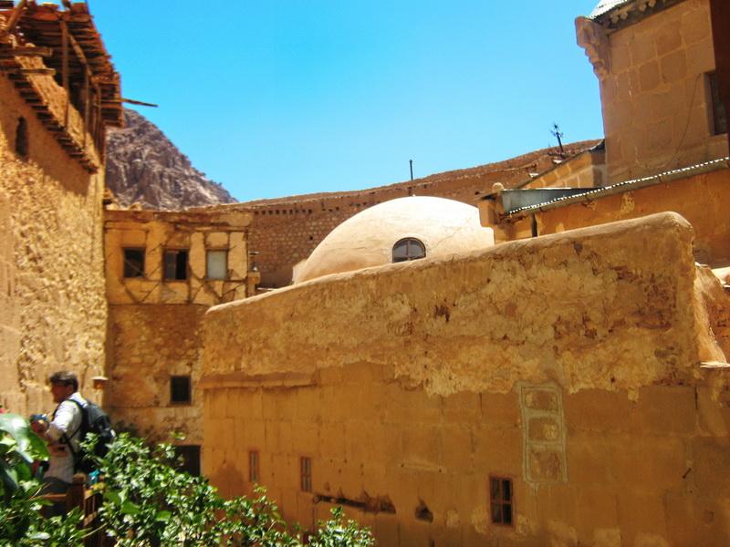 Manastir Svete Katarine dvoriste