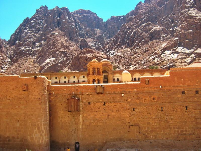 Manastir Svete Katarine Sinaj