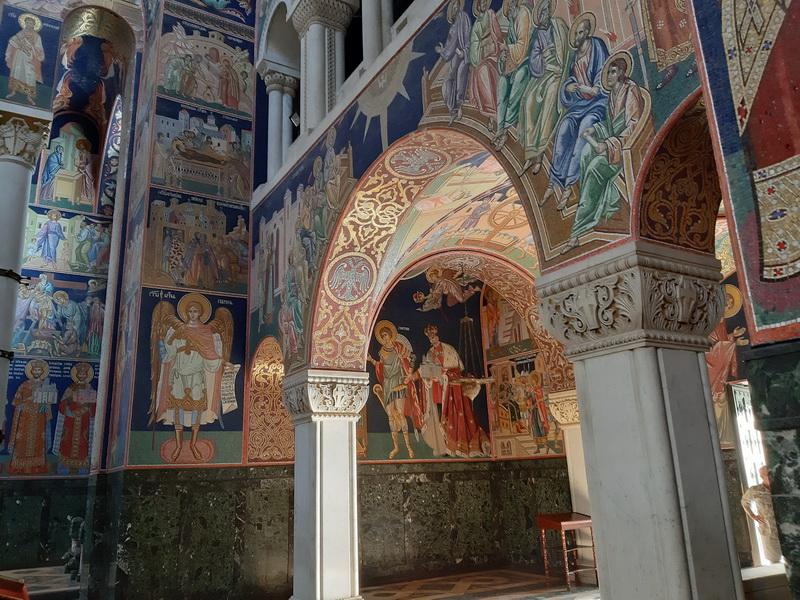 Mauzolej unutrašnjost