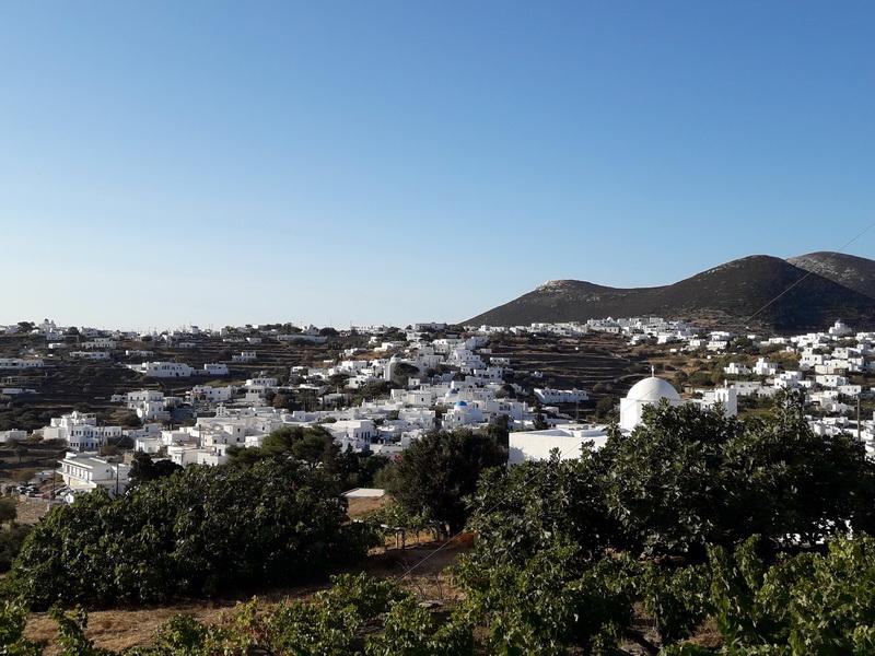 Sifnos panorama ostrva