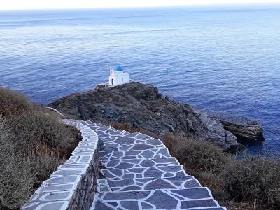 Sifnos crkva Efta martiras