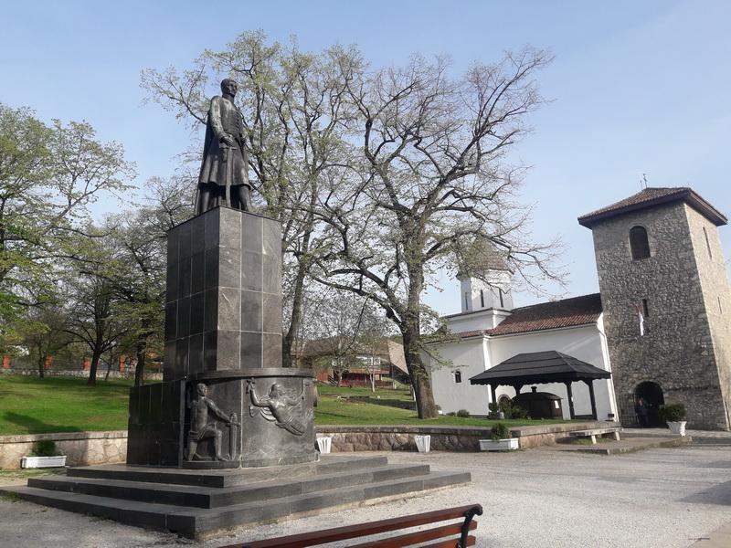 Spomenik Voždu Karadjordju