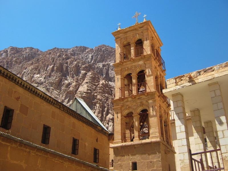 Manastir Svete Katarine zvonik
