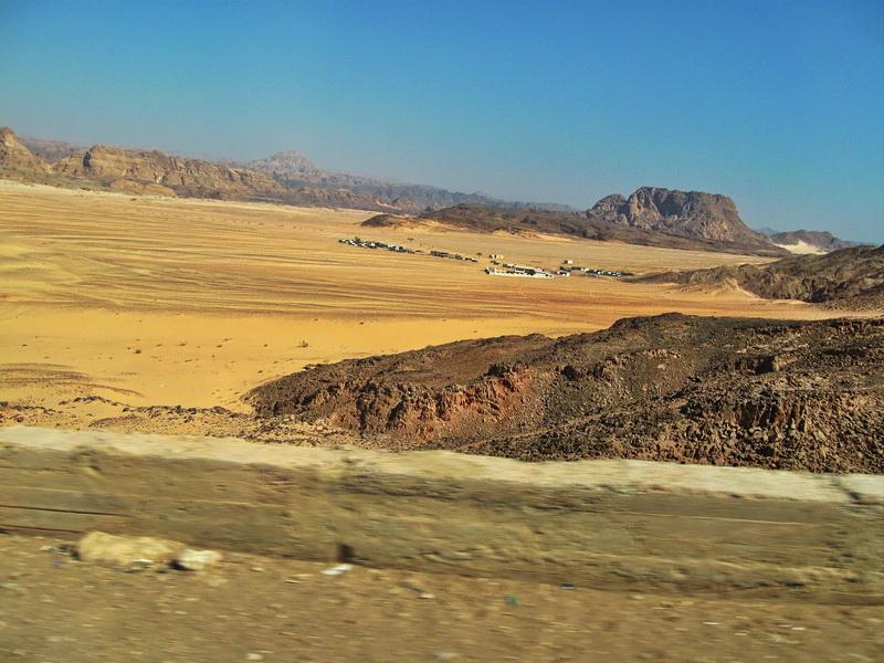 Sinajska pustinja