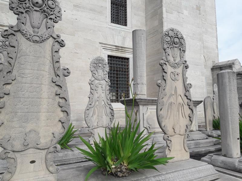 Groblje pored Sulejmanije