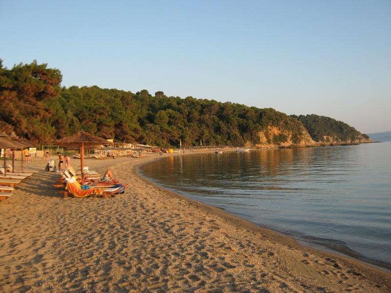 Plaža Agia Eleni