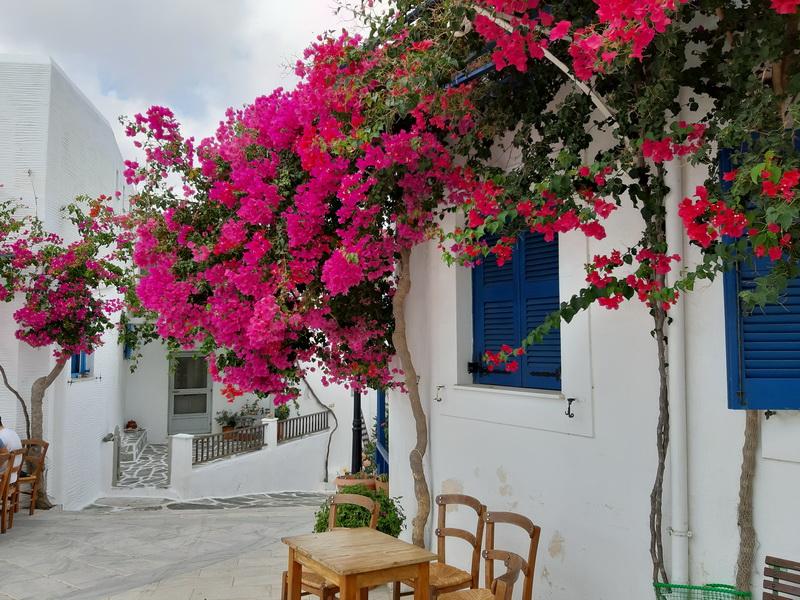 Grčka Paros