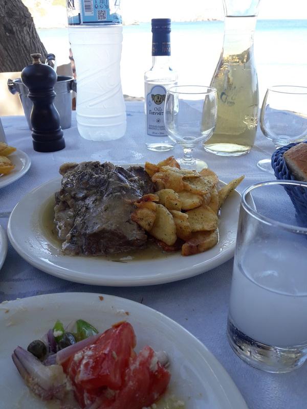Mastelo specijalitet sa ostrva Sifnos