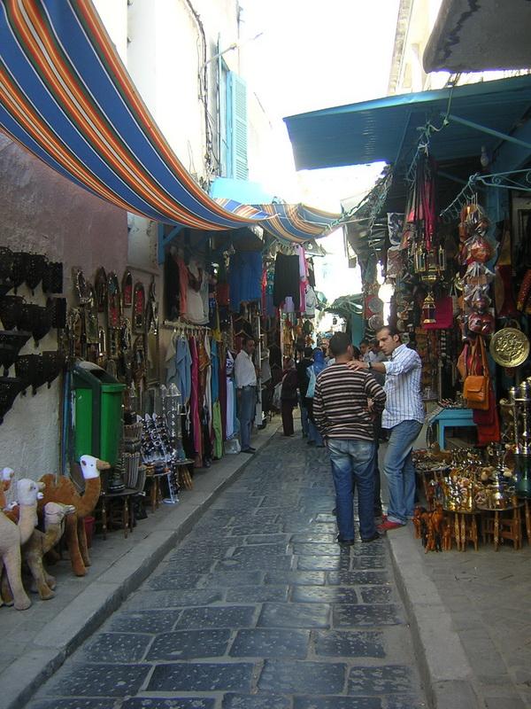 Medina grad Tunis