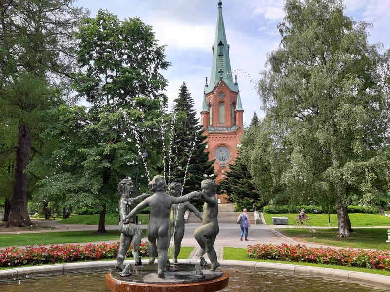 Tampere Aleksandrova crkva