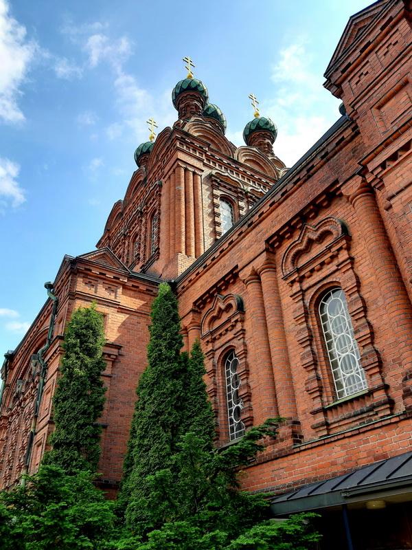 Tampere ruska crkva