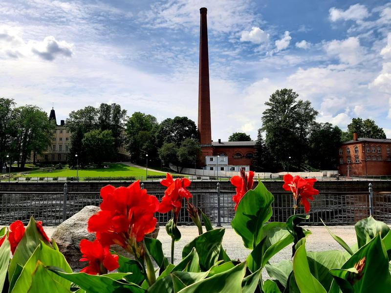 Tampere Tamerkoski