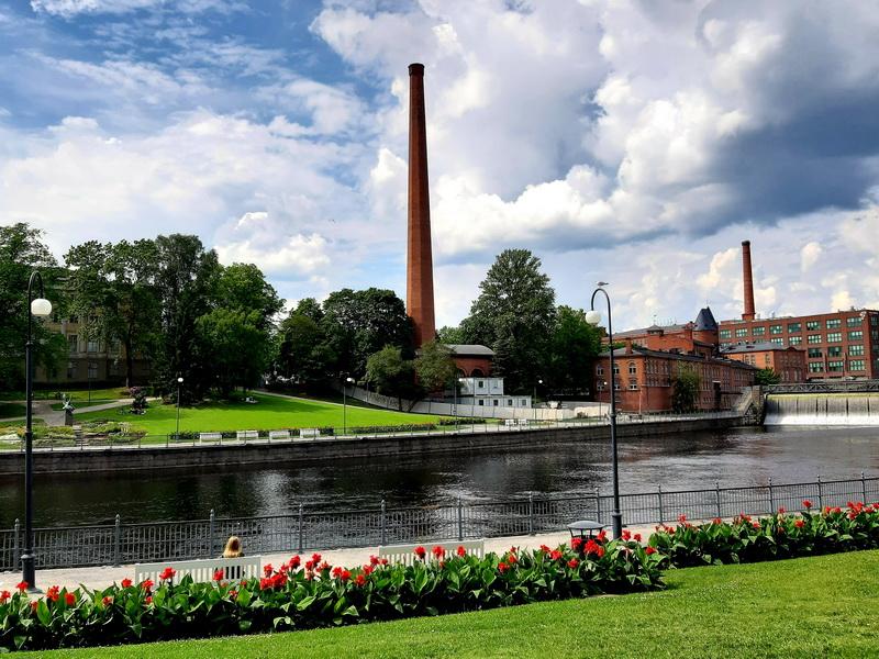 Tampere Koskipuisto