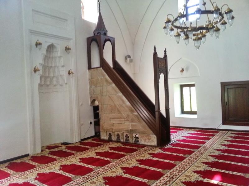 Altun alem džamija Novi Pazar