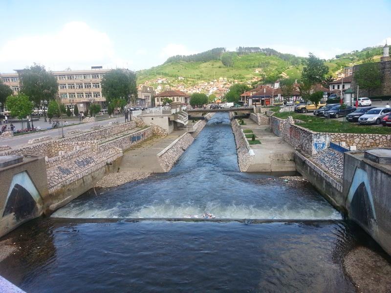 Novi Pazar reka Raška