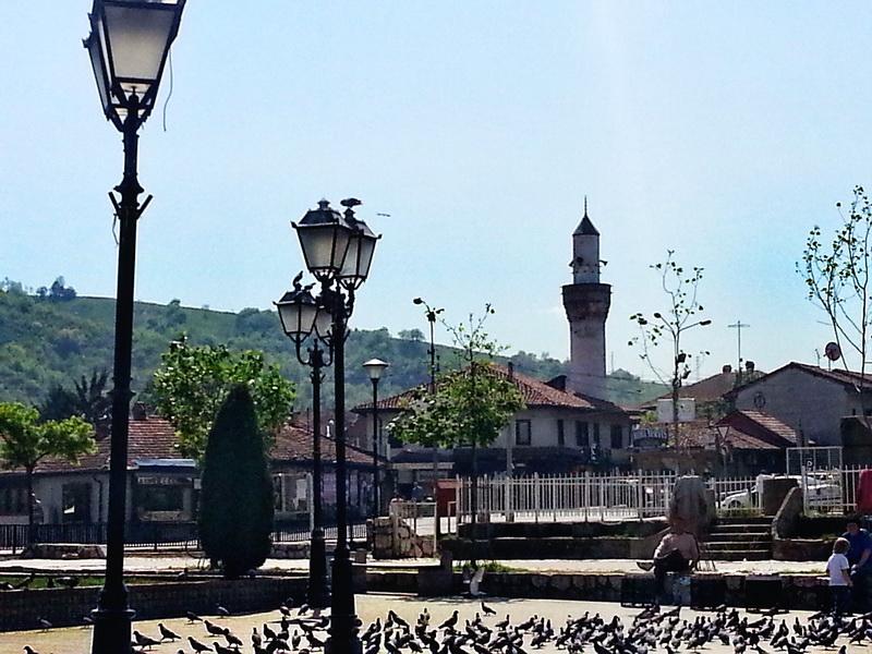 Trg Ali Isa bega Novi Pazar
