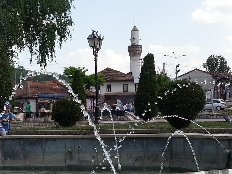 Novi Pazar glavni gradski trg