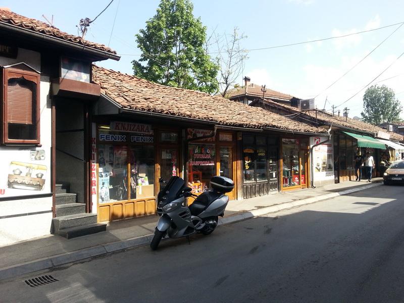 Stambol džada Novi Pazar