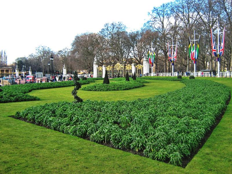 Na putu do Bakingemske palate London