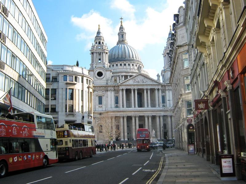 Katedrala Svetog Pavla u Londonu
