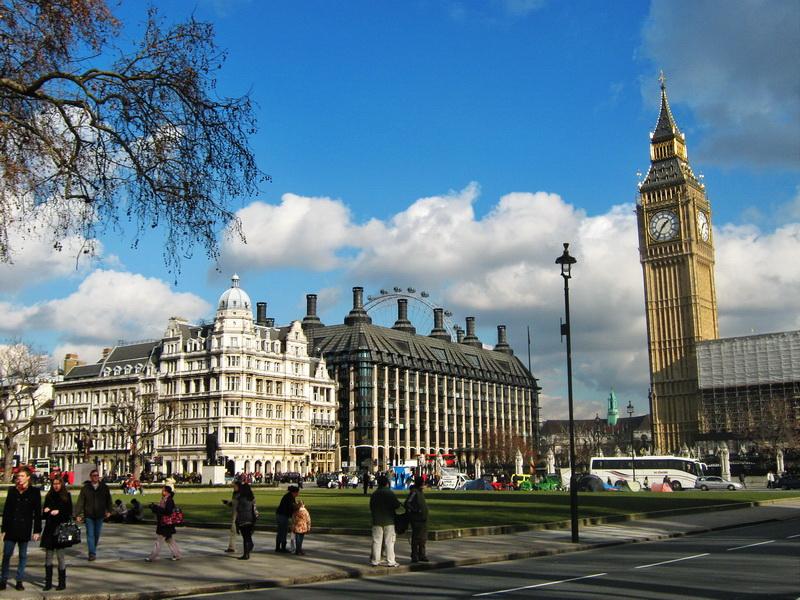 Trg Parlamenta London