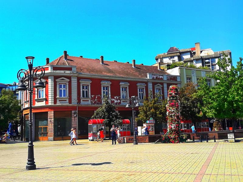 Smederevo glavni gradski trg