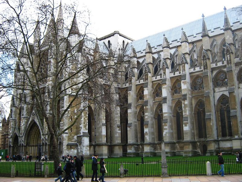 Westminsterska opatija London