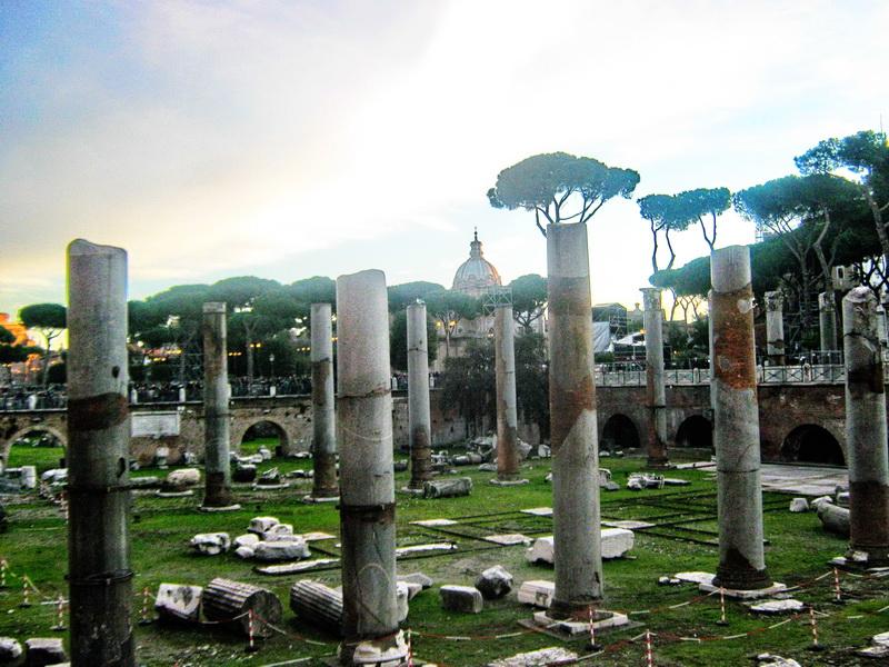 Antički Rim forumi