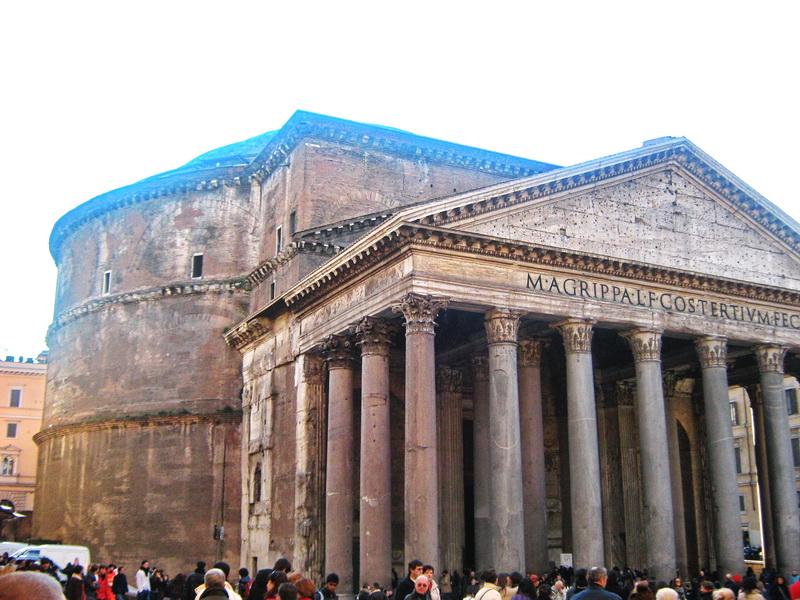 Panteon hram svih bogova Rim