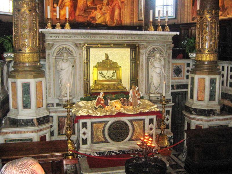 Crkva Svetog Petra u lancima Rim
