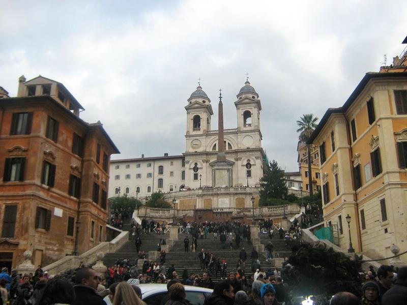 Španske stepenice Rim