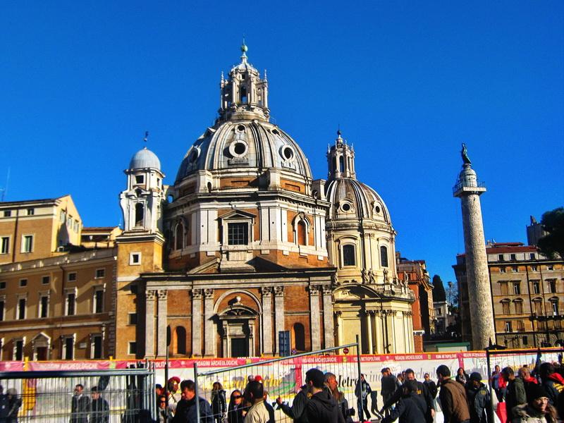Trajanov forum Rim