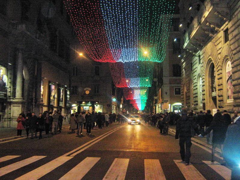 Via del Corso Rim