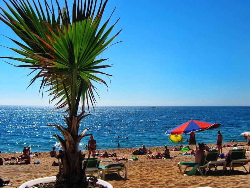 Ljoret de Mar plaža