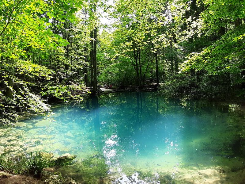 Jezero Begovo oko