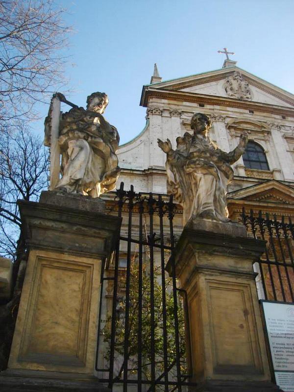 Krakov crkva