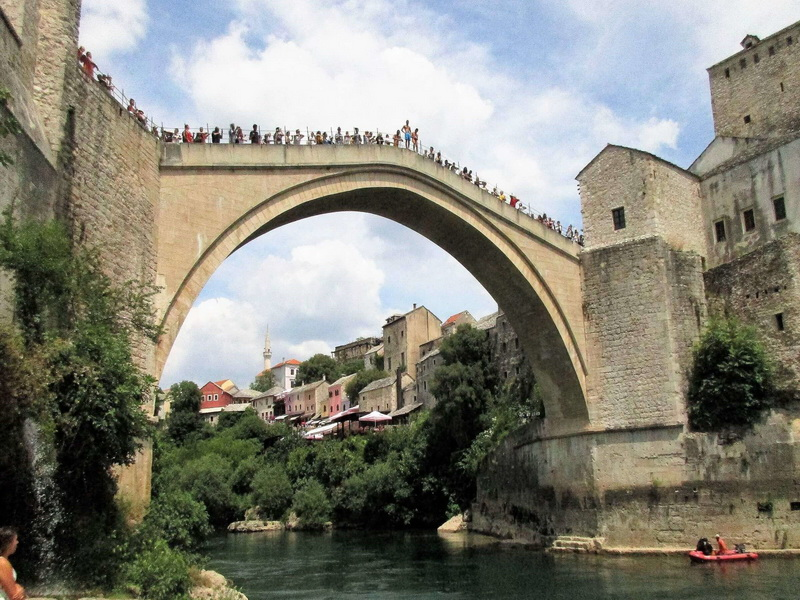 MOSTAR by Idemo na put