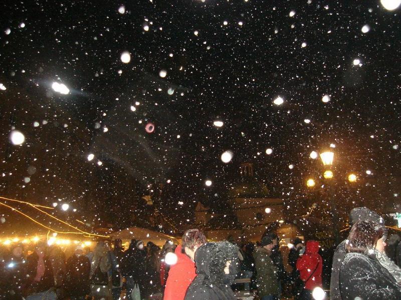 Krakov snežna mećava