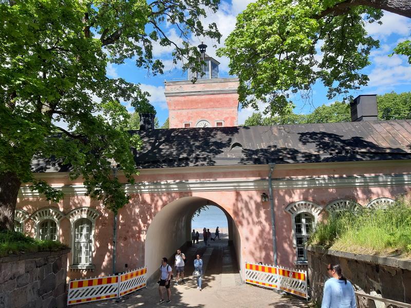 Ulaz u Suomenlinu