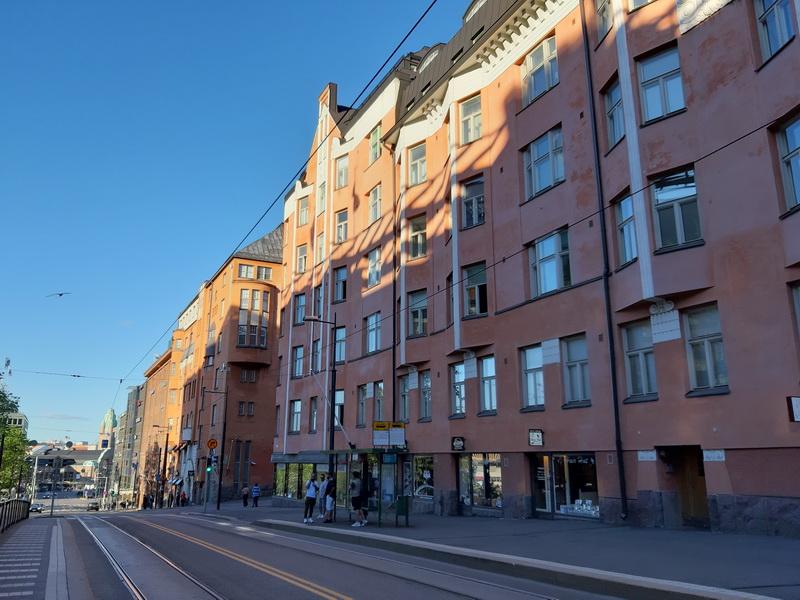 Jedna ulica u gradu