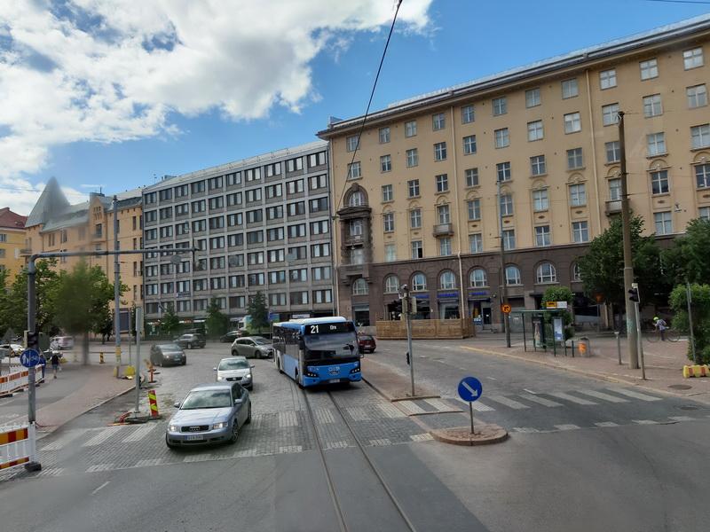 Helsinki ulica