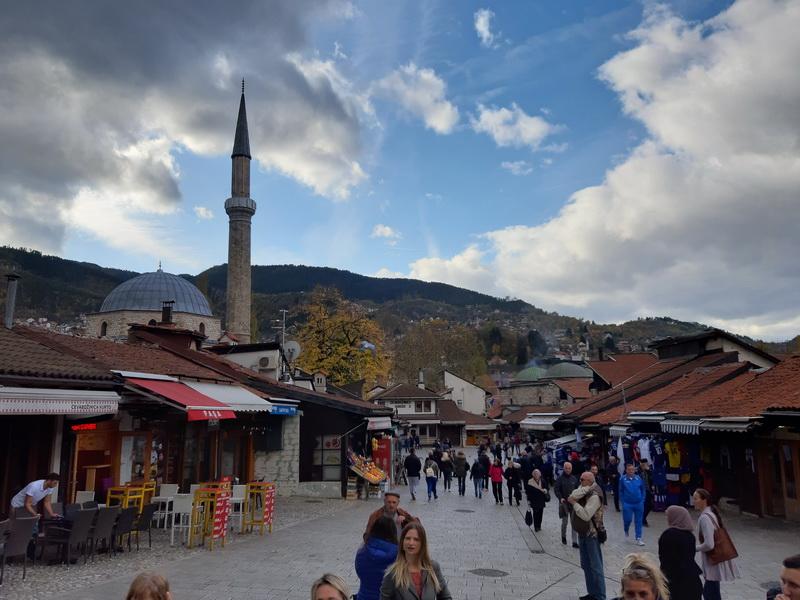 Baš čaršija Sarajevo
