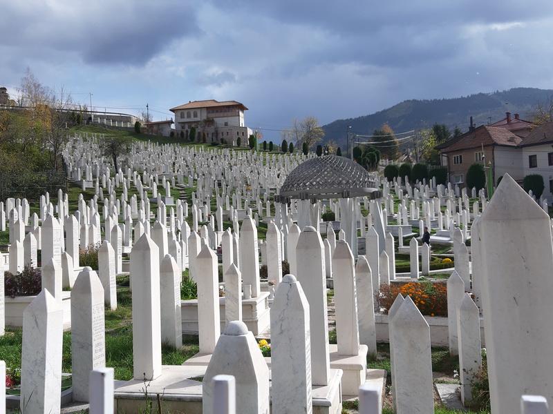 Sarajevo na putu ka žutoj tabiji