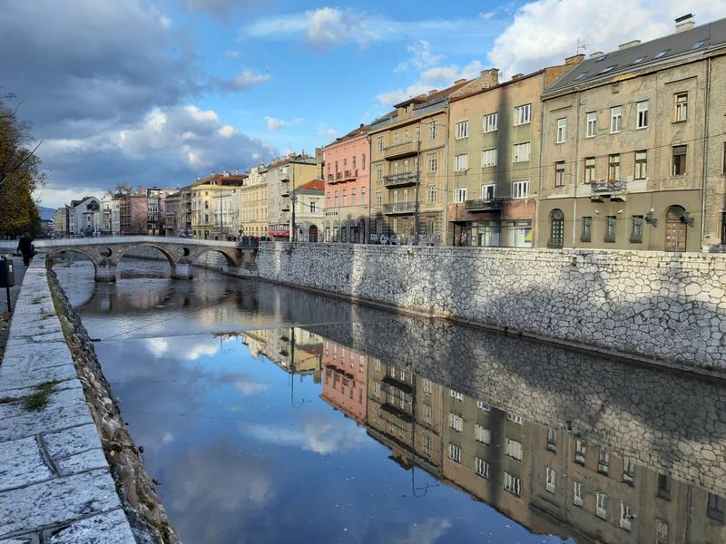 Miljacka Sarajevo