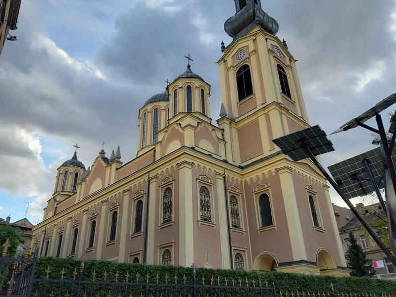 Srpska crkva Sarajevo